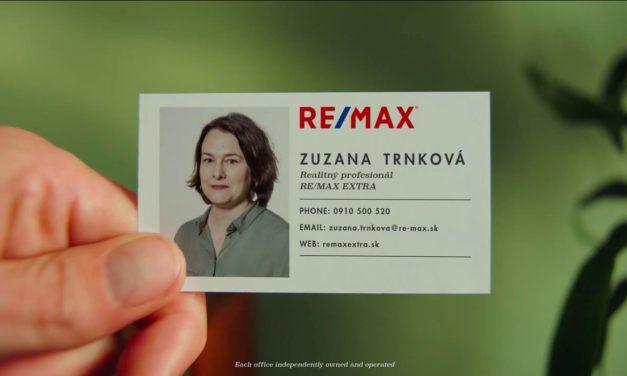 Zuzana Trnková – Realitná maklérka RE/MAX EXTRA