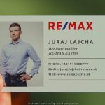 Juraj Lajcha – Realitný maklér RE/MAX EXTRA