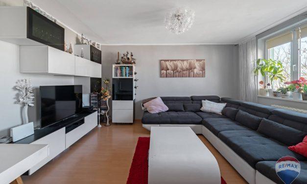 Na prenájom zariadený 3 izbový byt na Sihoti
