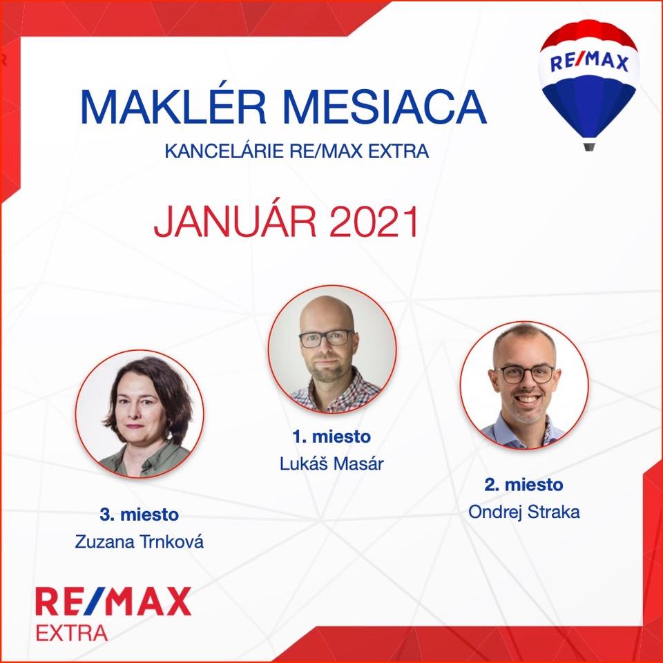 realitný maklér - Najlepší realitny maklér za január 2021 - reallitná kancelária Trenčín a Žilina 1